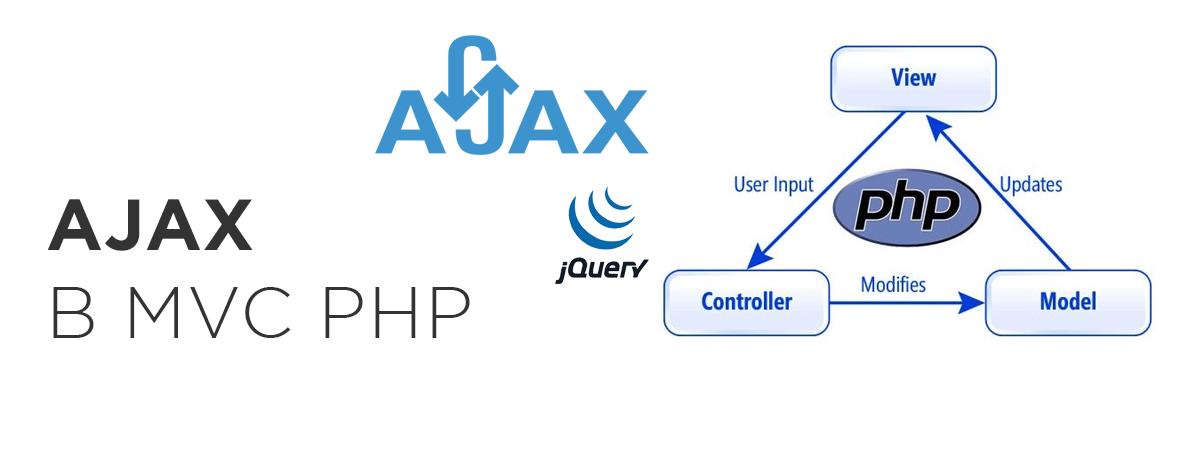 AJAX в PHP MVC