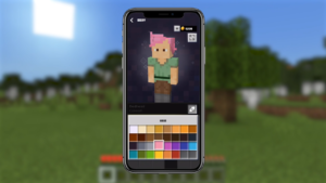 Minecraft: Character Creator